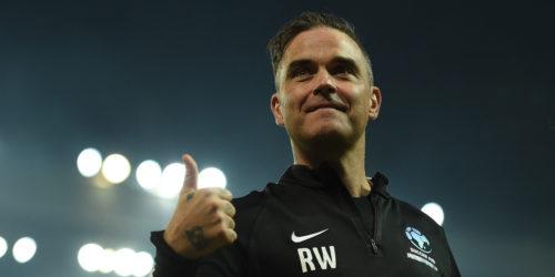 Mondial-2018: Robbie Williams enflammera la scène de la cérémonie d'ouverture
