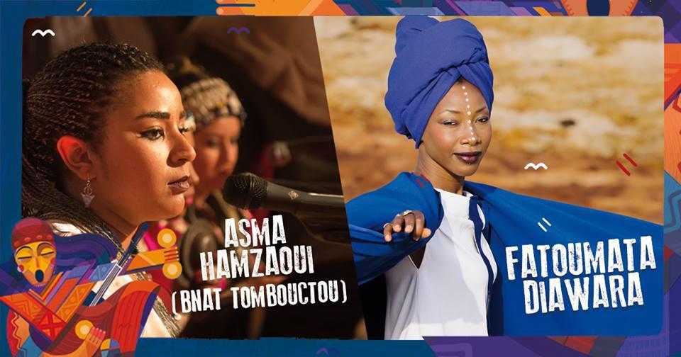 Festival Gnaoua 2018: Tagnaouite au féminin ou la rencontre entre deux grands talents