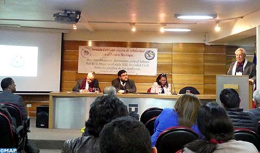 Le modèle de développement des Provinces du Sud mis en avant lors d'un séminaire international à Santiago