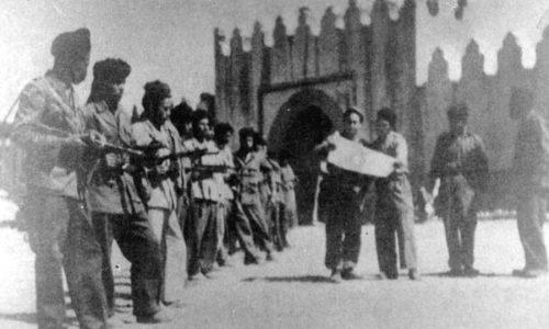 La journée nationale de la résistance: souvenirs des martyrs de l'indépendance