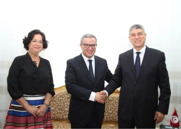Signature à Tunis d'un programme exécutif de coopération entre les ministères de la justice du Maroc et de la Tunisie