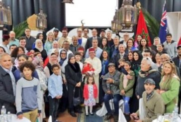 Sydney: la communauté marocaine en Australie se retrouve autour d'un Iftar collectif à la marocaine.