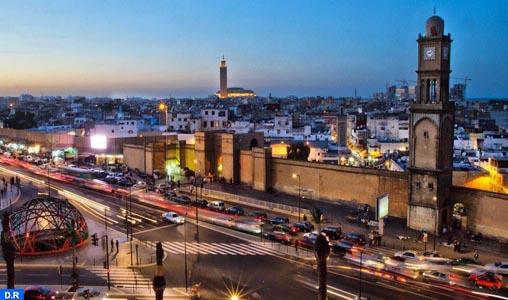 Élaboration d'un Plan de sauvegarde et de valorisation du patrimoine de Casablanca