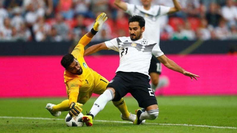 Mondial-2018/Préparation: L'Allemagne bat l'Arabie saoudite (2-1)