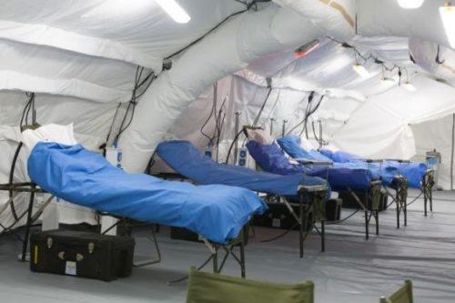 L'hôpital de campagne marocain à Gaza prêt à accueillir les patients et les blessés