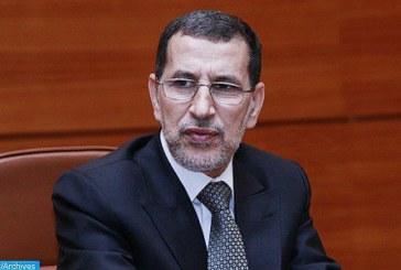 Vacances d'été: M. El Othmani appelle à prendre les précautions nécessaires afin d'assurer le confort et la sécurité des estivants