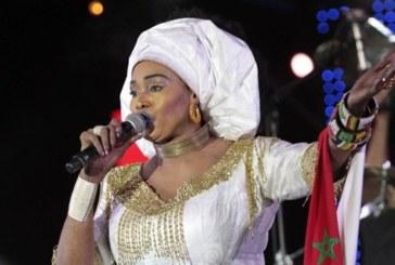 Mawazine: La diva Oumou Sangaré emmène les riverains du Bouregreg au coeur de Bamako