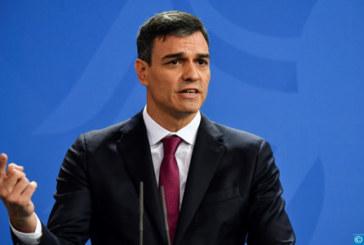 """Lutte contre l'immigration clandestine : Sanchez souligne le rôle """"stratégique"""" du Maroc"""