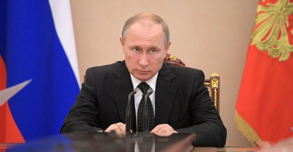 Poutine annonce être prêt à rencontrer Donald Trump dès que possible