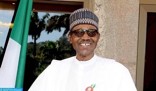 Arrivée à Rabat du Président du Nigéria pour une visite de travail et d'amitié