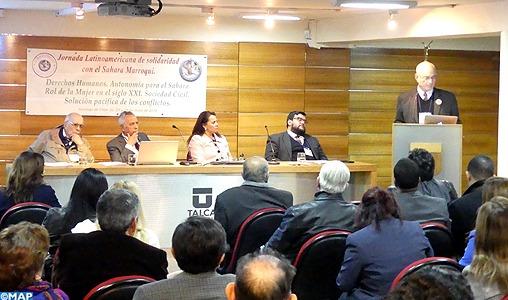 Les graves atteintes aux droits de l'Homme commises par le polisario dénoncées à Santiago du Chili