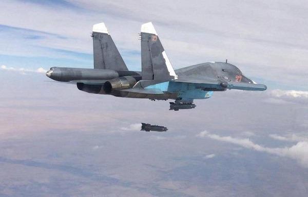Syrie : l'armée russe bombarde des zones rebelles dans le sud