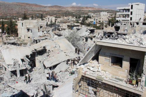 Syrie: Au moins 38 civils abattus dans la province d'Idleb