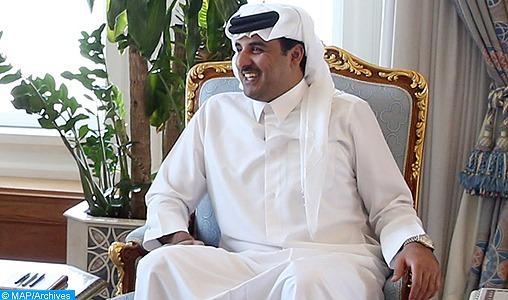 L'Emir du Qatar publie des documents portant approbation des projets de conventions entre le Maroc et Qatar