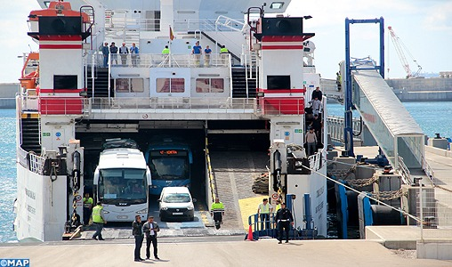 Port Tanger Med: Lancement de l'opération