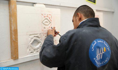 Meknès : Plus de 422.000 DH pour appuyer l'auto-emploi des ex-détenus