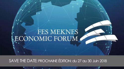 Ouverture du deuxième Forum économique Fès-Meknès