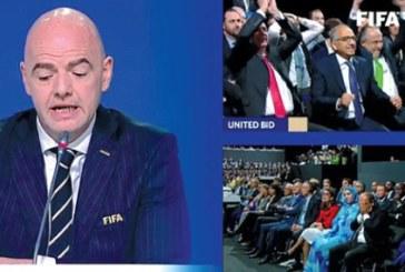 MONDIAL 2026: United 2026 et le Juda démasqué