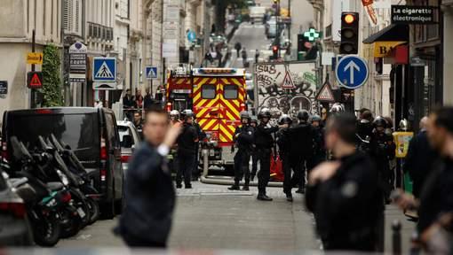 L'auteur de la prise d'otages mardi à Paris transféré dans une infirmerie psychiatrique