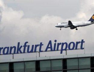 Allemagne: 10 blessés légers dans un incendie à l'aéroport de Francfort