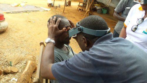 Ghana : Le premier pays d'Afrique subsaharienne à éliminer le trachome