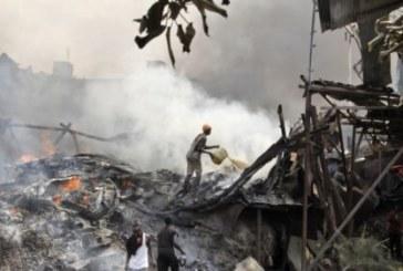 Kenya: 15 morts dans l'incendie d'un marché à Nairobi