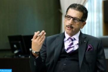 Sous l'impulsion de SM le Maroc a adopté, depuis les attentats de Casablanca, une politique sécuritaire anticipative