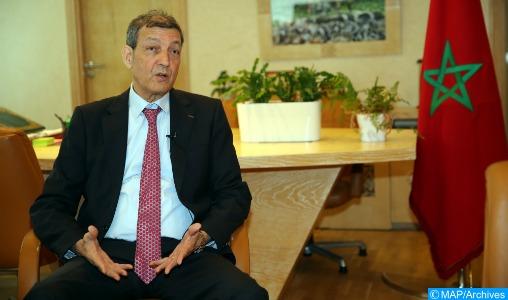 M. Lhafi met en relief à Rome la riche expérience du Maroc en matière de conservation de la diversité biologique