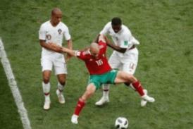 Maroc/ Portugal : Un match à trois ?
