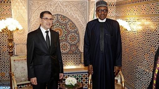 Le Président nigérian reçoit le Chef du gouvernement