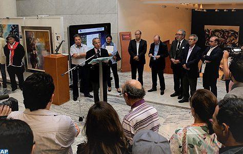 La Bibliothèque Nationale du Royaume du Maroc (BNRM) a abrité, jeudi, une cérémonie organisée en hommage à l'artiste plasticien Abdelhaï Diouri, en présence d'une pléiade d'artistes, académiciens, cinéastes et d'intellectuels.