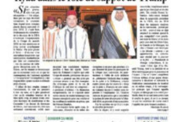 Le numéro 27 de Maroc diplomatique est dans les kiosques
