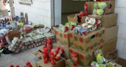 Meknès : Saisie d'environ 9 tonnes de produits impropres à la consommation