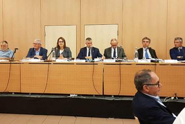 Mme. Afilal prend part à Lyon au Comité de Bassin Rhône Méditerranée