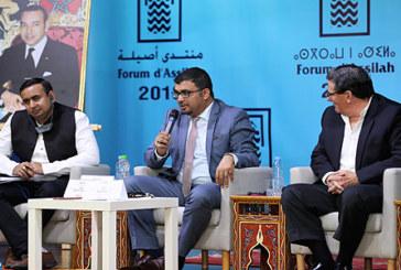 Moussem d'Assilah: Les Etats doivent faire preuve d'adaptation face à la déferlante de la mondialisation