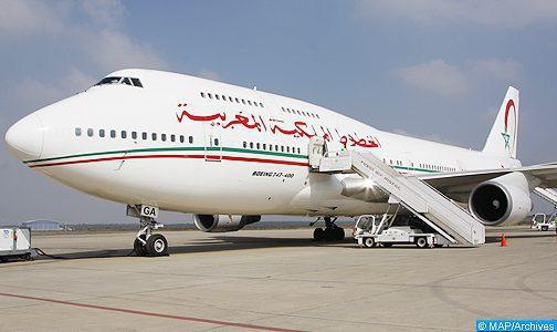 RAM: Le retard du vol Casablanca-Paris AT789, dû au comportement agressif d'un passager envers le chef de cabine