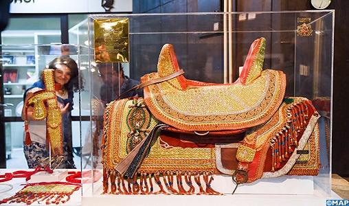 Serbie-Maroc: Don d'une selle remontant à 80 ans au Musée des Arts Africains à Belgrade