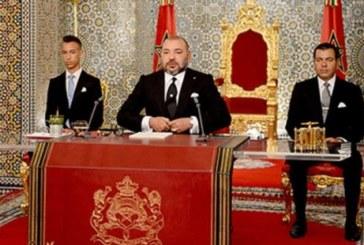 Le discours du trône place l'intérêt du citoyen en tête des priorités