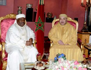 Le président gabonais félicite SM le Roi à l'occasion de la Fête du Trône