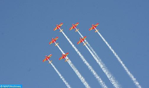 Fête du Trône: Les Forces Royales Air organisent des shows aériens le long de la côte entre M'diq et Rifiyine et à Martil
