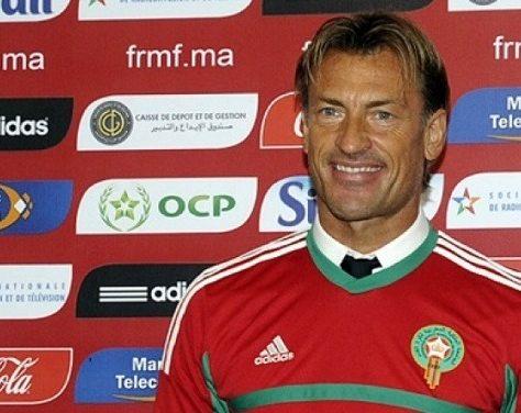 Hervé Renard toujours en charge de la sélection nationale