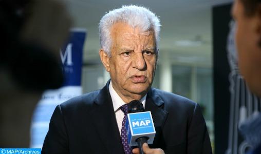 L'Ambassadeur de Palestine à Rabat salue le soutien constant du Maroc au peuple palestinien