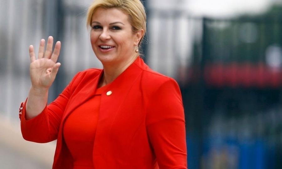 Fête du Trône: La présidente croate félicite SM le Roi