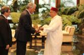 L'ambassadeur du Maroc à Cuba remet ses lettres de créance au Président Miguel Diaz-Canel