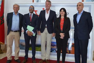 Tourisme: Mme Boutaleb s'entretient avec le PDG du groupe TUI