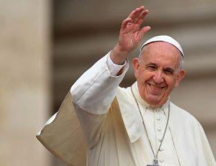 Le Pape François félicite SM le Roi à l'occasion de la fête du Trône