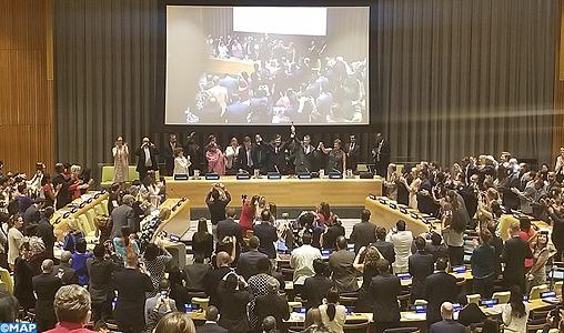 Migration: L'Observatoire africain proposé par SM le Roi, cité comme exemple