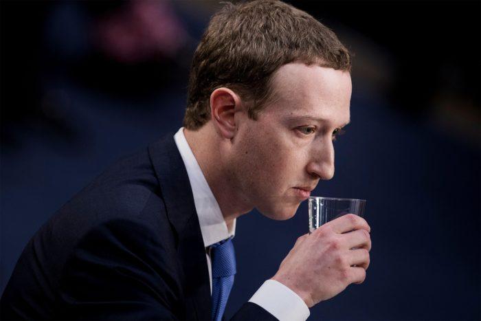 Facebook perd 110 milliards en un jour, la fortune de Zuckerberg fond