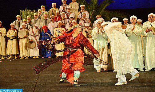 Marrakech: La 49è édition du Festival national des arts populaires, une réussite