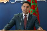Algérie : Nasser Bourita réaffirme la position du Maroc de « non-ingérence »